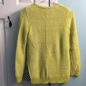 Anthropologie Sweaters - Anthropologie field and flower sweater